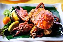 Hong Kong Rainbow Seafood+Symphony of Lights Cruise on Lamma Island [E-Voucher]