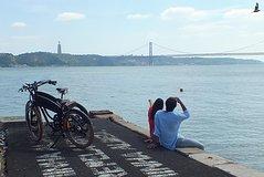 Imagen Fahrradtour durch Lissabon mit Elektrofahrräder-Verleih