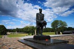 Private Minsk - Khatyn Memorial - Glory Mound transfer (1-3 PAX, EN)