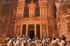 10 Days Footsteps of Christ Holy Land Tour to Israel & Jordan including Petra