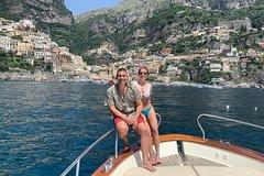 Boat rental Capri Positano Amalfi tour