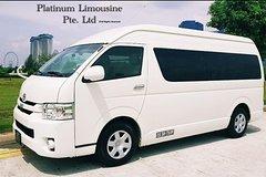 Minibus & Minivan 13 Seater Arrival / Transfer in Singapore