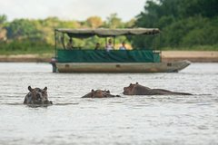 3 Days Selous Game Reserve Driver from Dar es salaam