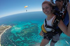 Rottnest Skydive + Hillarys Ferry package