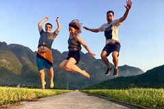 2 Day Mai Chau - Pu Luong adventure from Hanoi - Limousine bus