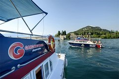 Boat tour of the east coast with a stop in Sirmione - Peschiera