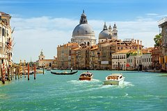 Venice Airport Transfer from Marco Polo Airport (VCE) to Venice Cruise Port