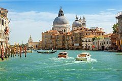 Venice Airport Transfer from Venice Cruise Port to Marco Polo Airport (VCE)