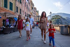 Portofino & Santa Margherita Ligure Private Tour by Train from Genoa &a