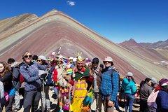 Imagen Rainbow Mountain Trek Full Day Cusco
