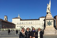 Turin Private City Tour, Bicerin or Gelato & Fast Access to Mole Panora