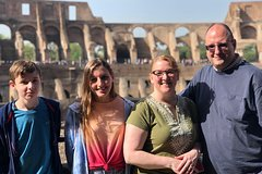 Best of Rome in a Day Private Tour incl Vatican Sistine Chapel & Coloss