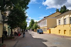 Private transfer Minsk - Vitebsk city (3 PAX, EN)