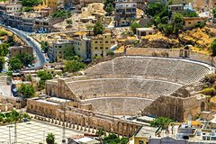 Amman Special City Tour with Professional Guide