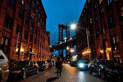 Brooklyn Bridge and Dumbo Walking Tour at Night