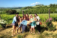 Small Group - Chianti Wine tour