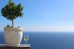 Amalfi Coast Wine Tasting tour plus Lunch.