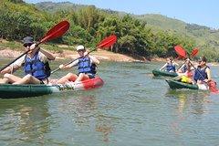 Full Day Kayak To Tad Sae Waterfall