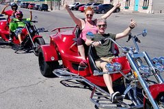 Las Vegas Strip and Downtown by Trike Tour Including Pawn Stars