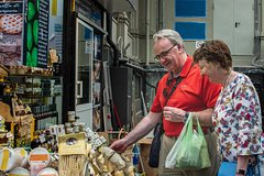 Genoa Street Food Tour with Local Foodie Guide