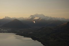 Imagen Fiordlander Helicopter Tour with Gourmet Lunch and Wine from Queenstown
