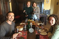 Chianti Wine Tasting in Local Winery with Tuscan Lunch