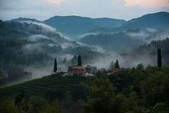 Photo tour in the Prosecco hills