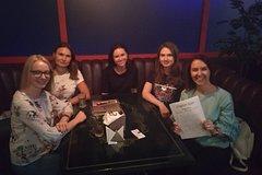 International Quiz in English - Minsk Social
