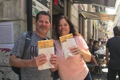 Genoa Traditional Street Food and City Sightseeing Tour with Local Guide