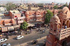 3 Day Golden Triangle Tour  Delhi - Agra - Jaipur