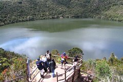 Bogotá Laguna de Guatavita Pre-Columbian History and Culture