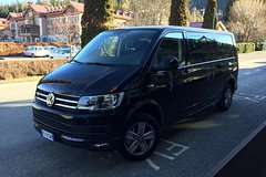 Transfer from Venice Airport to Cortina dAmpezzo