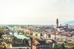 Private Best of Florence With Uffizi Gallery