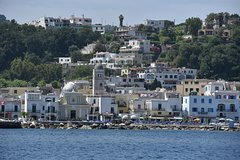 Ischia: SantAngelo and the southern coast