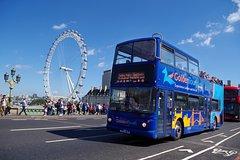 Imagen Ticket de bus à arrêts multiples à Londres avec billet d'entrée KidZania en option