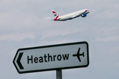 Imagen Private Departure Transfer: Central London to Heathrow Airport
