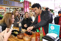 Multicultural Food Tour in Melbourne Markets