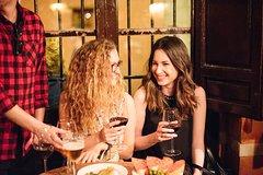 Trastevere by Night: Gourmet Food & Wine Tasting Experience