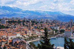 Private Transfer from Venice to Split with 2h of Sightseeing