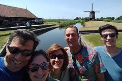Amsterdam Countryside & Windmill Tour