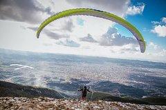 Paragliding Experience from Mount Dajti National Park (Tirana)