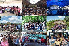 Cebu Day Tour - Large Group Tour