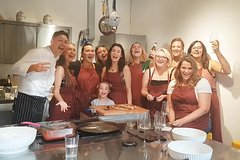 The Art of Making Pizza-Cooking Class in Unique Location with Italian Pizza