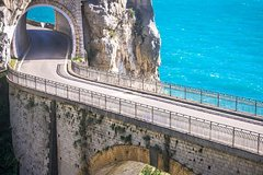 Amalfi Coast - Private Driving Tour from Amalfi