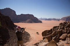 Full day tour of Wadi Rum