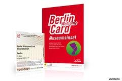 Imagen Berlin Welcome Card île aux Musées