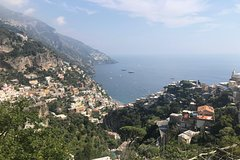 Pompeii- Amalfi Coast tour from Naples, with licensed guide included