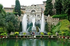 Tivoli Villas and Gardens with Driver - Private Tour from your Hotel in Rom