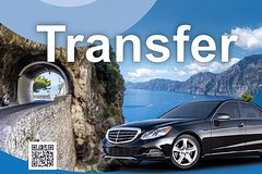 Private Transfer by Car from Amalfi to Sorrento
