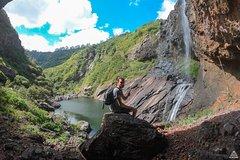 Hiking Tamarind Falls (7 Cascades) in Mauritius - Full Hike